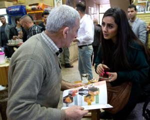 Glossy in Iraaks Koerdistan