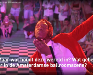 Femme Queens en Pretty Boys: tweeluik Ballroomscene in Amsterdam